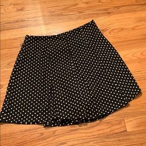 The Limited Pleated Skort- size 14